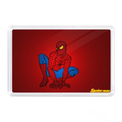Магнит Spider-man