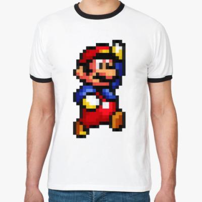 Футболка Ringer-T Mario