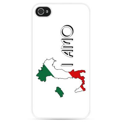 Чехол для iPhone Я люблю тебя по-итальянски