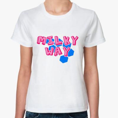 Классическая футболка Tecktonik