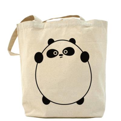 Сумка Яростно сонная панда