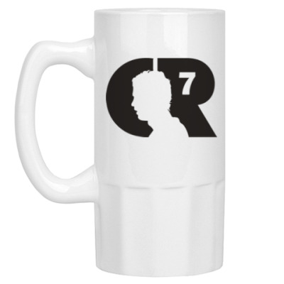 Пивная кружка Ronaldo 7