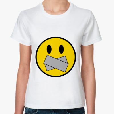 Классическая футболка Немой Смаил