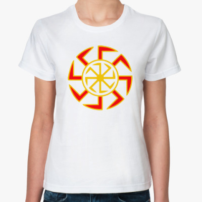 Классическая футболка Коловрат