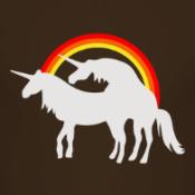 Unicorns having sex