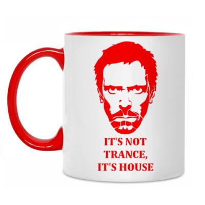 Кружка It's House