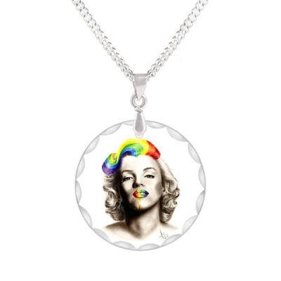Кулон Marilyn Monroe