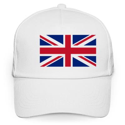 Кепка бейсболка Британский флаг