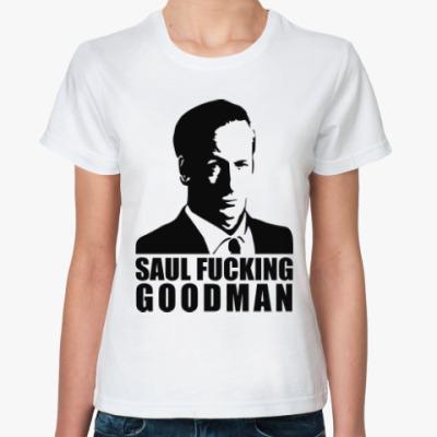 Классическая футболка Сол Гудман