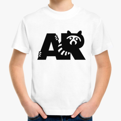 Детская футболка Animal Rights