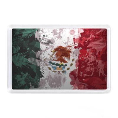 Магнит Флаг Мексики