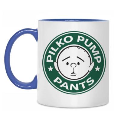 Кружка Pilko Pump