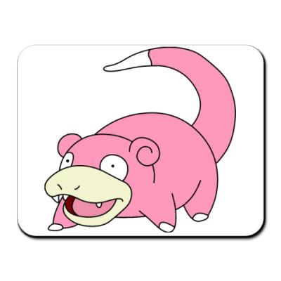Коврик для мыши  Slowpoke