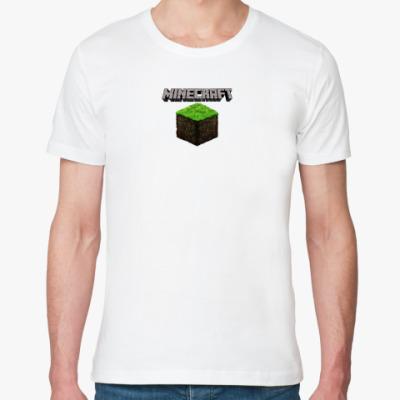 Футболка из органик-хлопка Minecraft