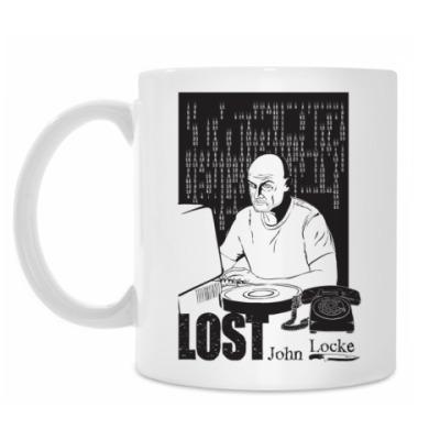 Кружка LOST John Locke