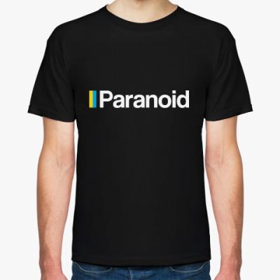 Футболка Paranoid