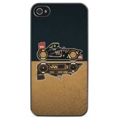 Чехол для iPhone E20 и 98T Car