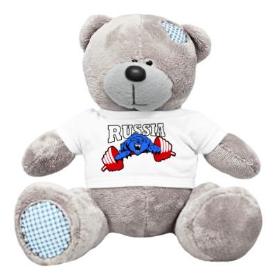 Плюшевый мишка Тедди RUSSIA