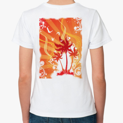 Классическая футболка Пальмы.