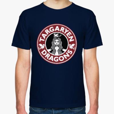 Футболка Драконы Таргариен