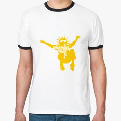 Футболка Ringer-T sunny mood