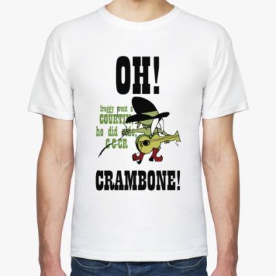 Футболка Crambone!