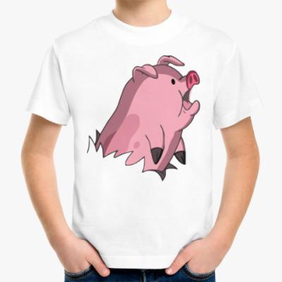Детская футболка Пухля Waddles