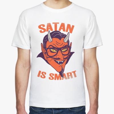 Футболка Сатана
