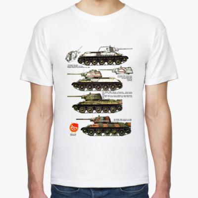 Футболка Советсткие танки