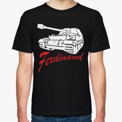 Футболка Ferdinand