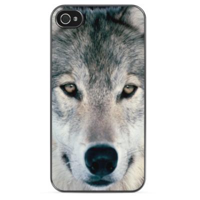 Чехол для iPhone 'Волк'
