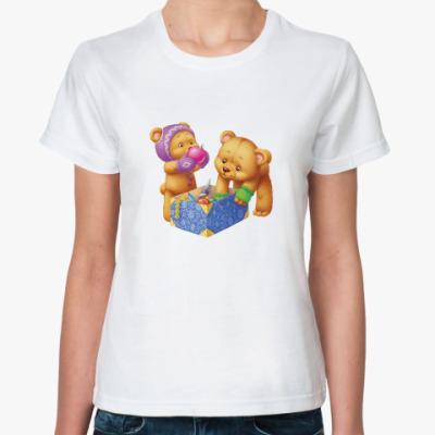Классическая футболка Мимишки