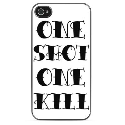 Чехол для iPhone SHOTKILL