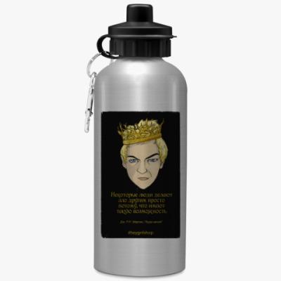 Спортивная бутылка/фляжка Джоффри Баратеон