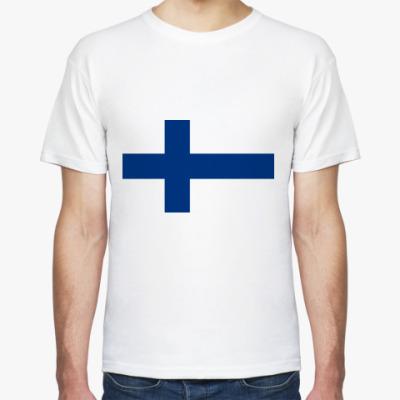 Футболка Финляндия