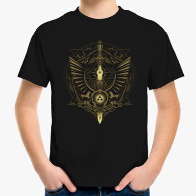 Детская футболка Меч Героя