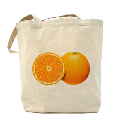 Сумка апельсинчик