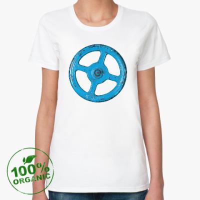Женская футболка из органик-хлопка Несчастный Случай