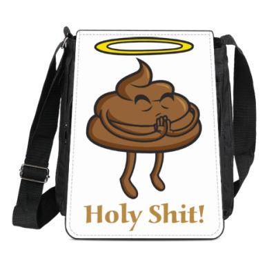 Сумка-планшет Holy shit