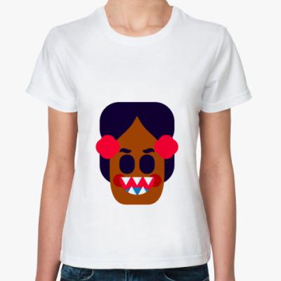 Классическая футболка Rana-Ra-Raku