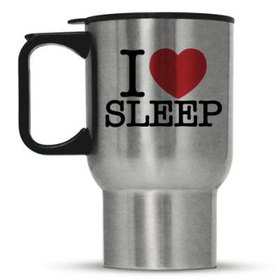 Кружка-термос I love sleep