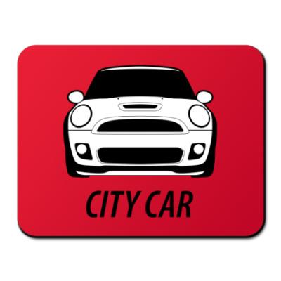 Коврик для мыши City car