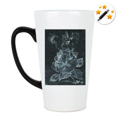 Кружка-хамелеон Зимняя рапсодия