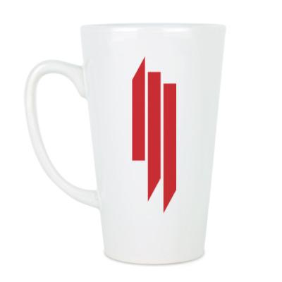 Чашка Латте Skrillex