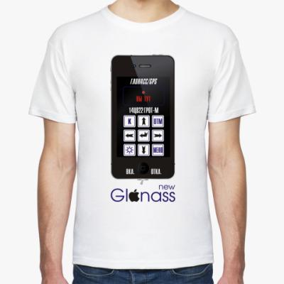 Футболка New Glonass is i-Glonass