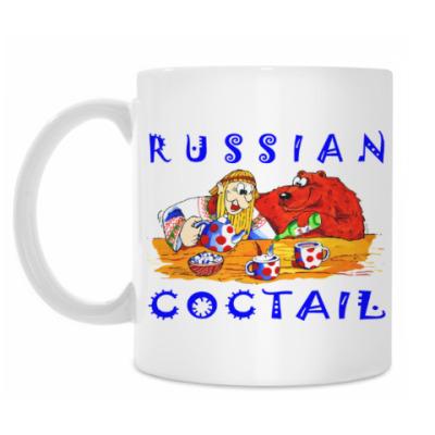 Кружка русский коктейль
