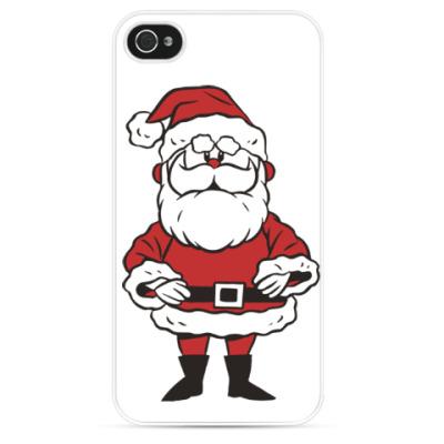 Чехол для iPhone Дед Мороз!