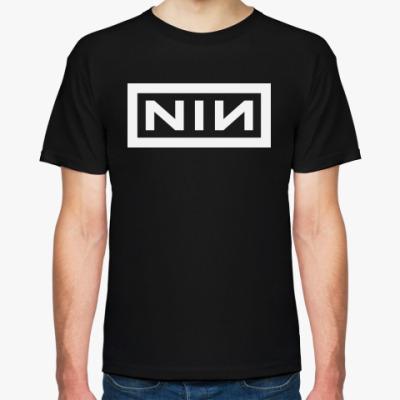 Футболка Nine Inch Nails