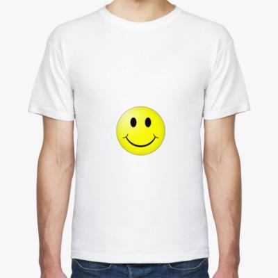 Футболка Mr. Smiley