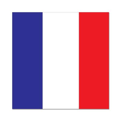 Наклейка (стикер)  Франция, France